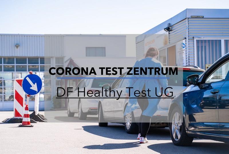 Bild mit Titel der Teststation