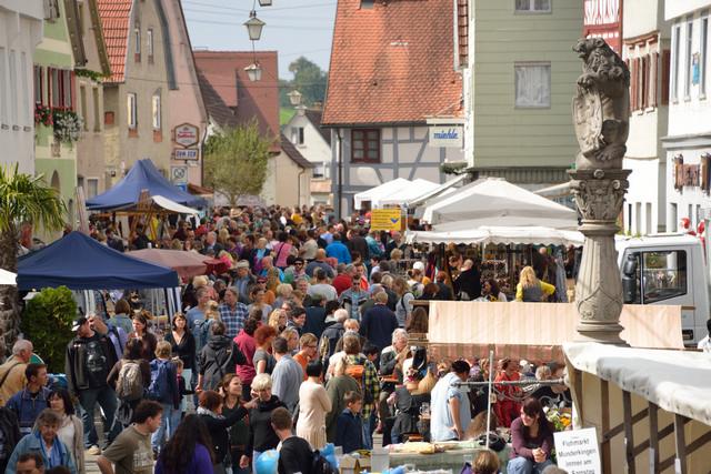 Munderkinger Markttag