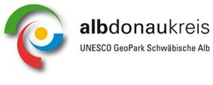 Logo Alb-Donau-Kreis, GeoPark