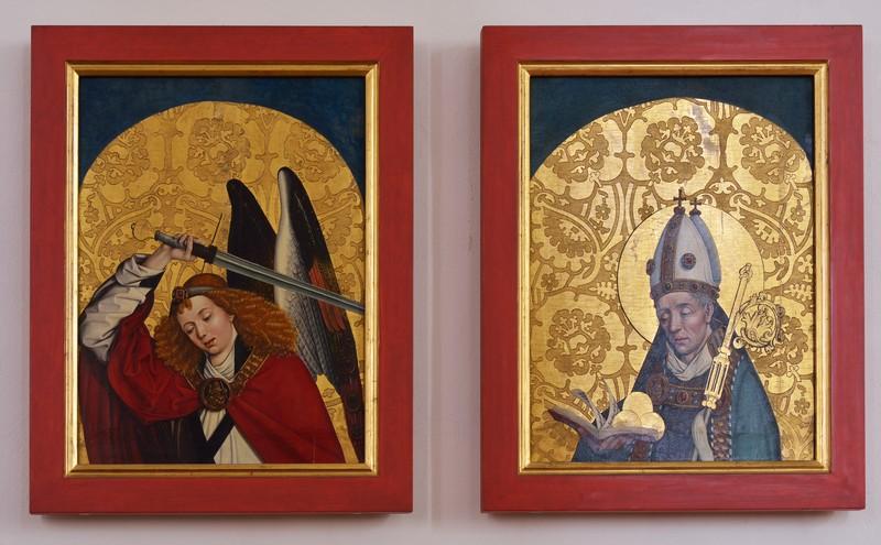 2 Bilder der Kreuzstationen, Foto: Thomas Stephan