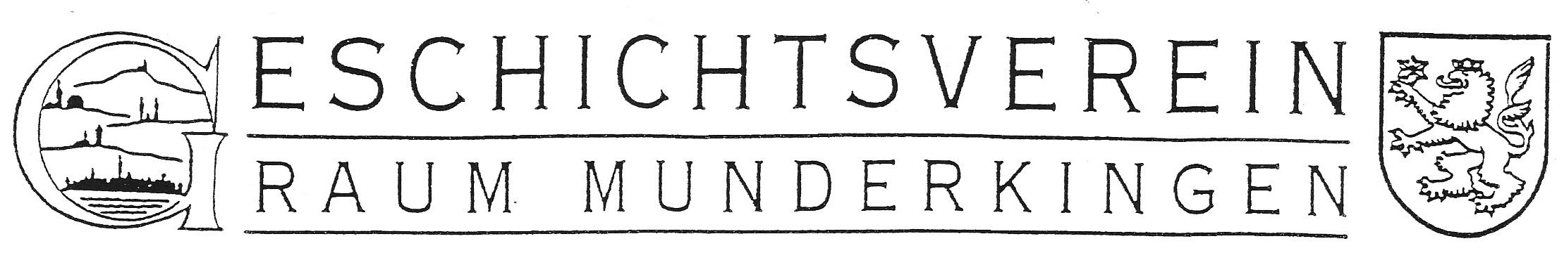 Logo Geschichtsverein Munderkingen