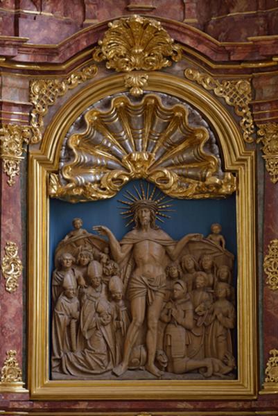 Altar der Pfarrkirche St. Dionysius