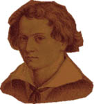 Porträt Eduard Mörike