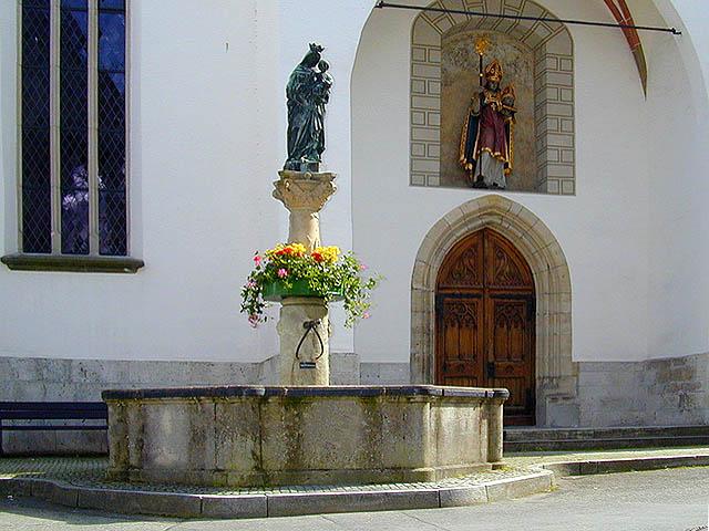 Dionysiusbrunnen, Foto: Thomas Stephan