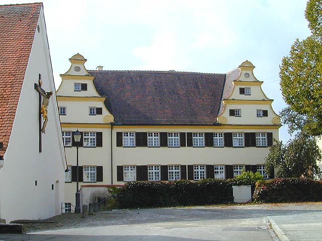 Pfarrhof, Foto: Thomas Stephan