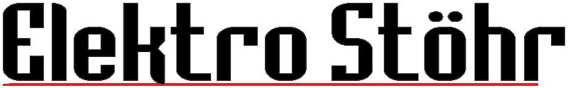 Logo Elektro Stöhr