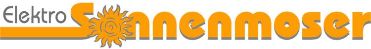 Logo Elektro Sonnenmoser